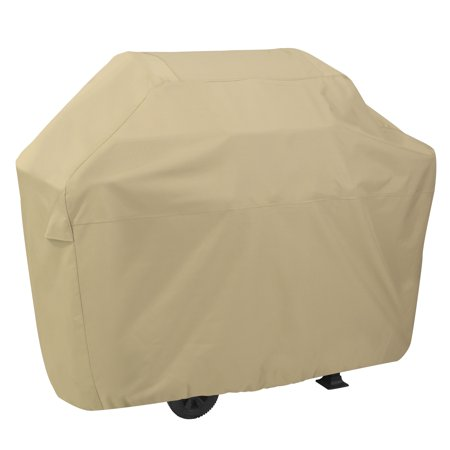 Classic Accessories Terrazzo ® Barbecue BBQ Grill Patio Storage Cover, Medium, 58-Inch