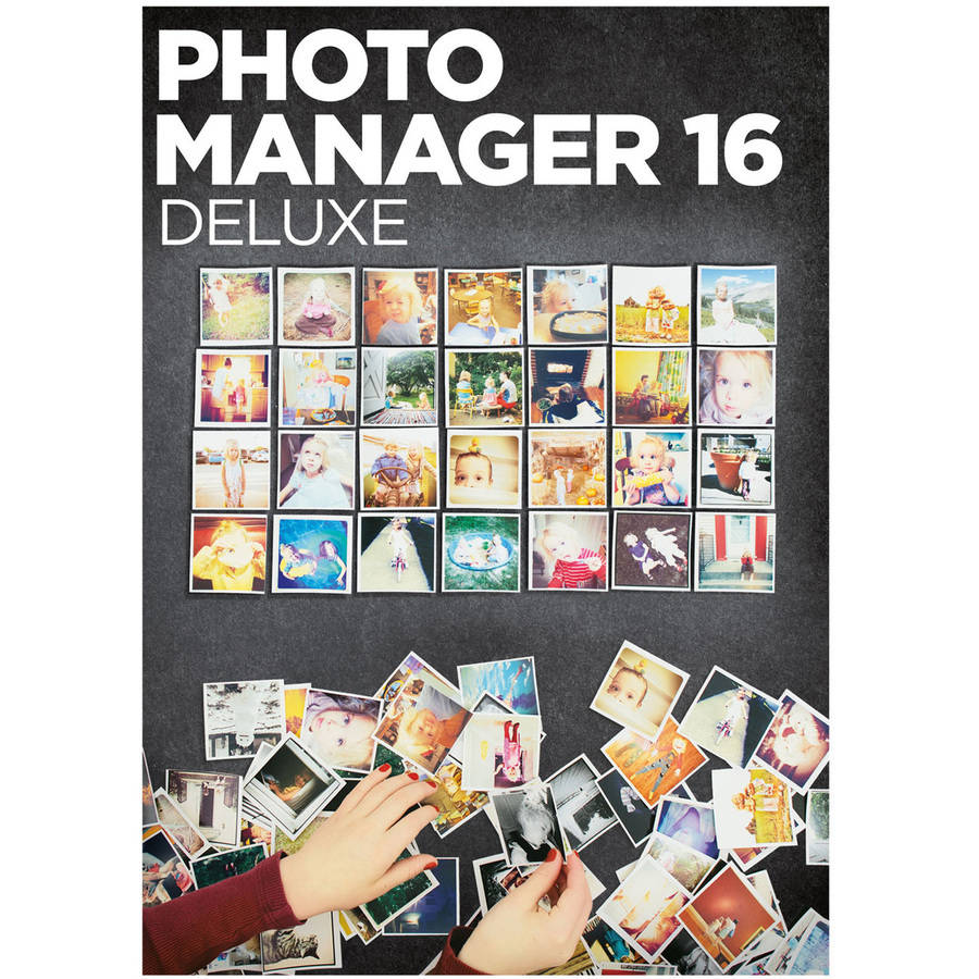 Magix Software ANR005595ESD Magix Photo Manager 16 Deluxe ESD (Digital Code)