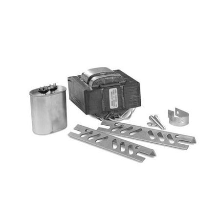 Howard Lighting Products M-400-4T-CWA-K 400 Watt Quad Tap Metal Halide Ballast Kit (Phantom 400 Watt Ballast)