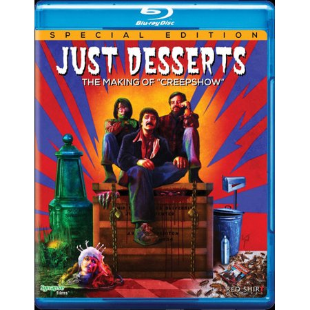 Just Desserts: The Making of Creepshow (Blu-ray)