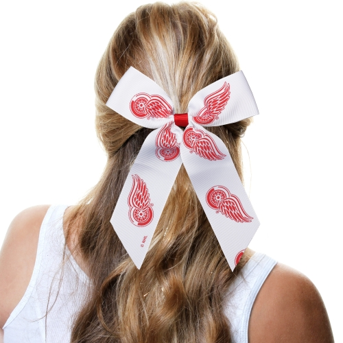 Detroit Red Wings Cheer Ponytail Holder - No Size