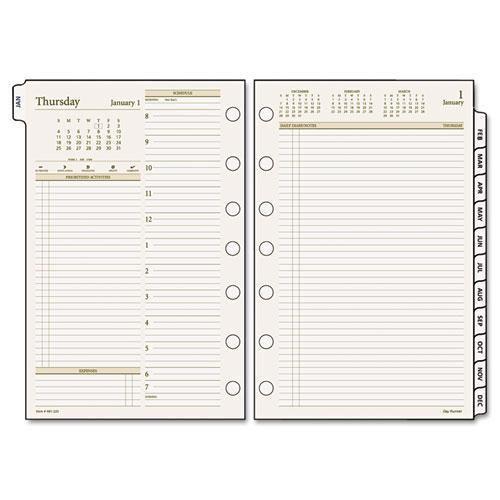 Two-Pages-Per-Day Planning Pages DRN481225