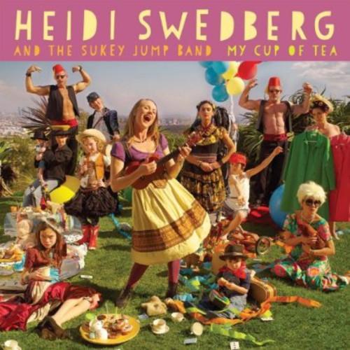 Heidi Swedberg & the Sukey Jump Band - My Cup of Tea [CD]