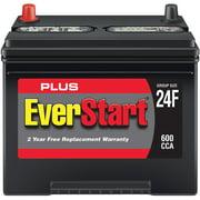 EverStart Plus Lead Acid Automotive Battery, Group Size 24F