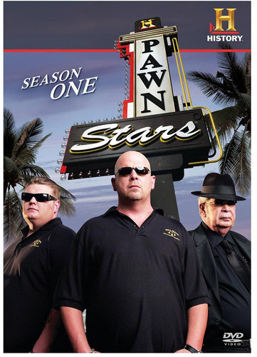 Pawn Stars: Season 1 by ARTS AND ENTERTAINMENT NETWORK