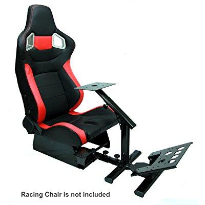 playseat driving simulator cockpit gaming chair with gear shifter mount (chair is not included)