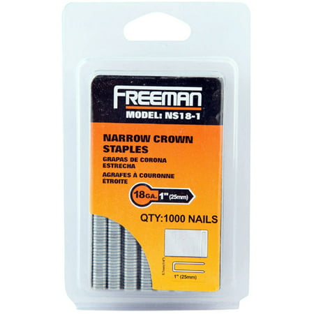 Freeman NS18-1 18-Gauge Glue Collated 1