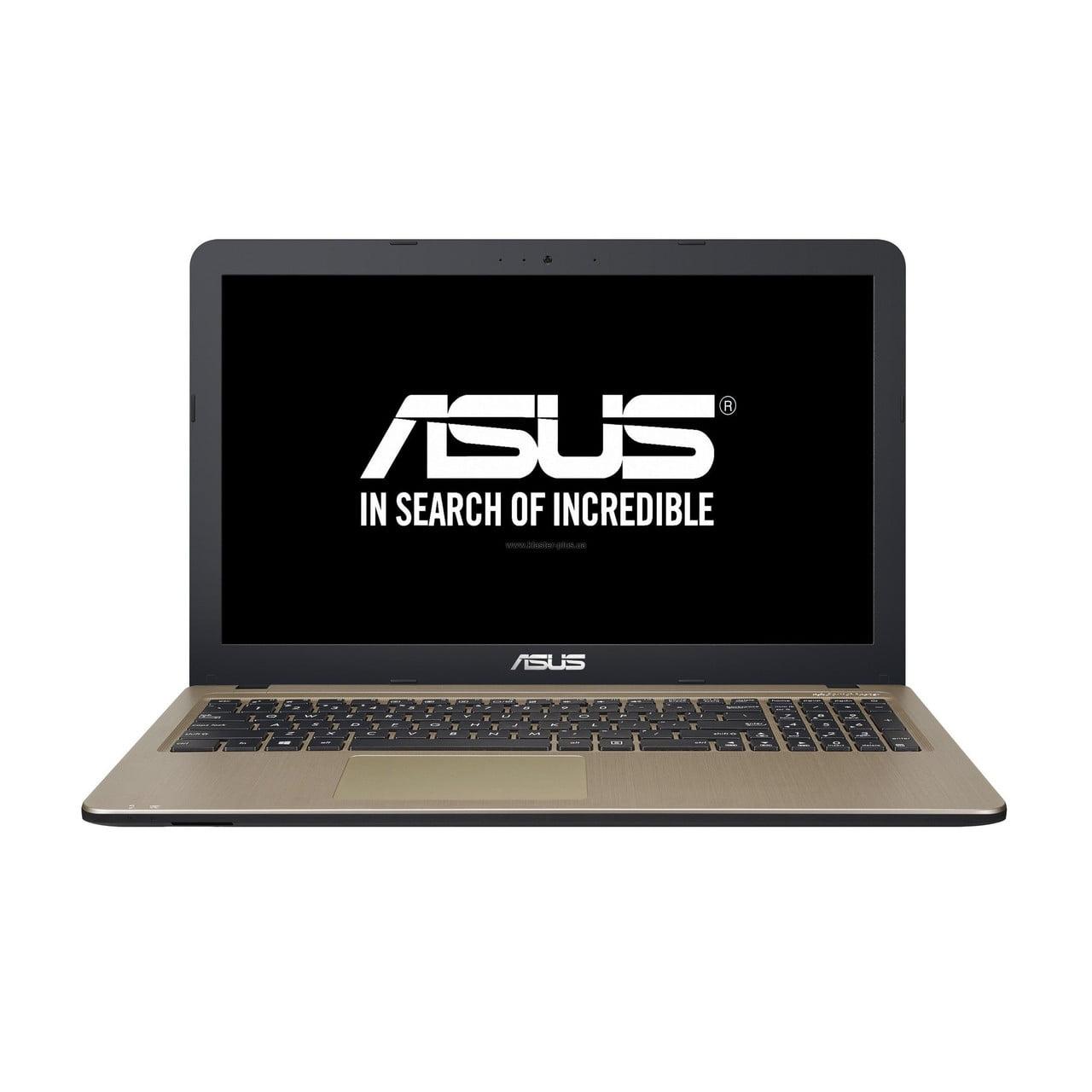 "Asus 15.6"" Notebook - Intel Celeron 1.6GHz 4GB 500GB Win ..."