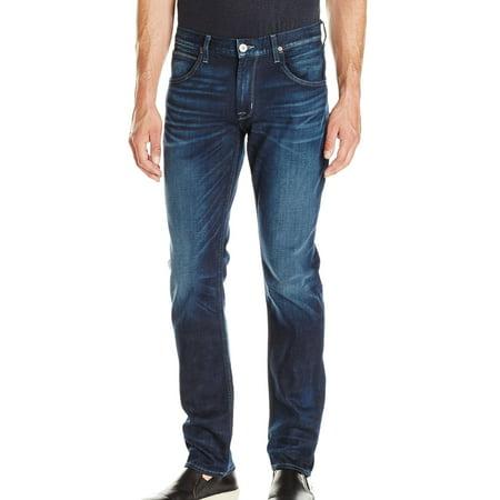 Hudson NEW Blue Mens Size 33 Blake Classic Slim Straight Leg Jeans