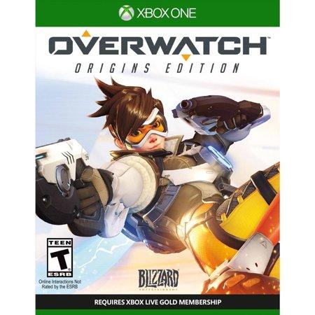 Overwatch Origins Edition  Xbox One