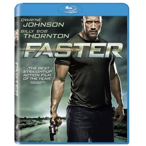 Faster (Blu-ray) (With INSTAWATCH) (Widescreen)