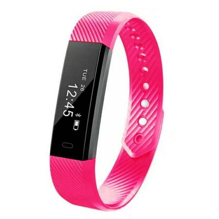 Smart Pink Bracelet Jewelry & Watches