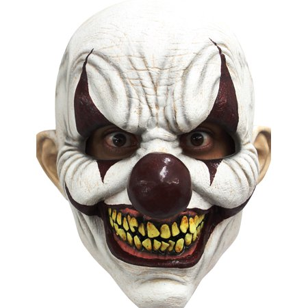 Chomp Clown Adult Halloween Accessory - Halloween Clown Funny