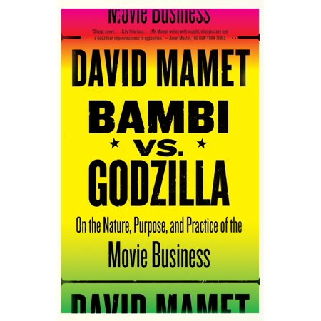 Bambi vs. Godzilla : On the Nature, Purpose, and Practice of the Movie Business](Bambi Ears)
