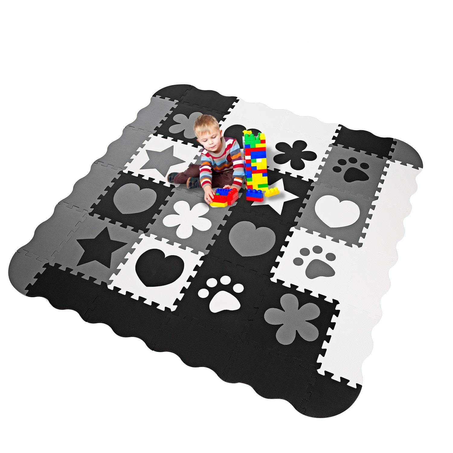 Black Friday Clearance Non Toxic Extra Thick Foam Baby Play Mat