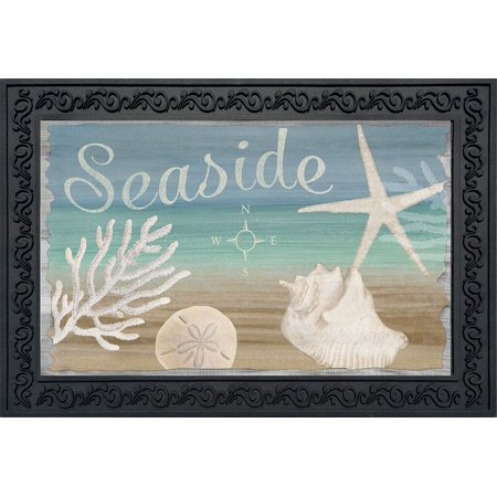 Seaside Summer Doormat Nautical Beach Indoor Outdoor 18