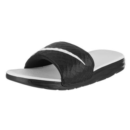 c2ee5369c5d4 Nike Women s Benassi Solarsoft Sandal - Walmart.com