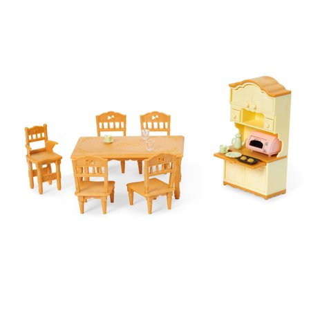 Dining Room Set Critter House Room Furniture