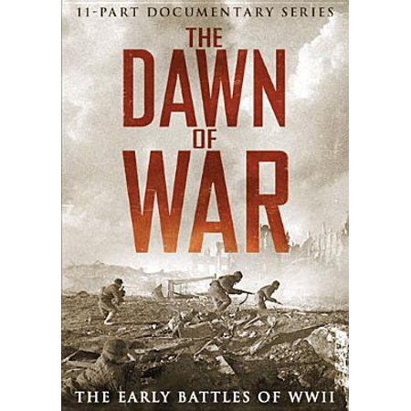 Dawn Of War: The Early Battles Of WWII ()