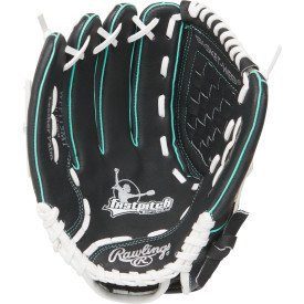 """Rawlings 11.5"""" Fastpitch Series Fastpitch Softball Glove, Left Hand Throw"""
