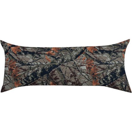 Mainstays Microfiber Body Pillow Cover Camouflage Extraordinary Microfiber Body Pillow Cover