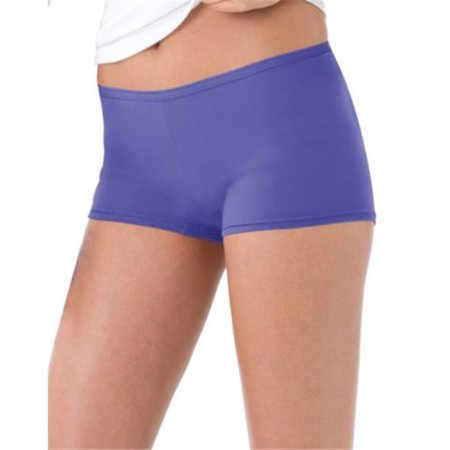 Hanes 43935457365 P649AS Womens Cotton Boy Brief Panties, Assorted - 8 - 6 Pack - image 1 of 1