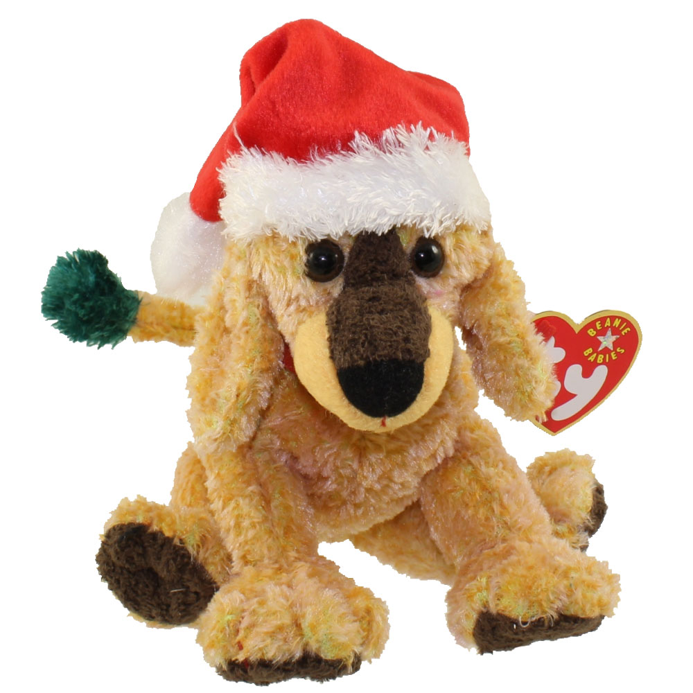 TY Beanie Baby - JINGLEPUP the Dog (Singapore Exclusive Version) (6 inch)