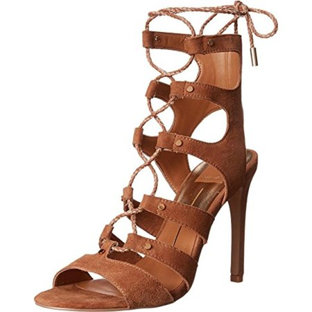 8aab860f5c3 Dolce Vita Womens Howie Studded Heels Gladiator Sandals