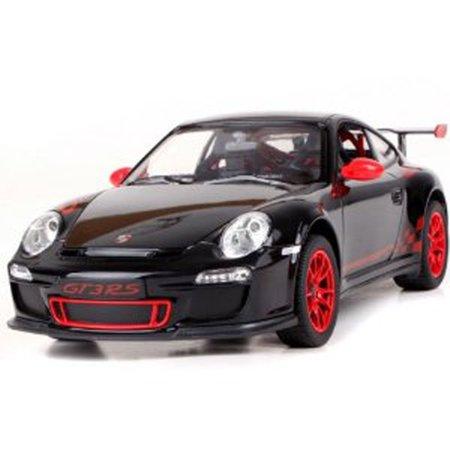 1:14 Porsche GT3 Black R/C Radio Control Car RC Car R/C Car Radio Controlled (Porsche 911 Turbo Gt3 Rs For Sale)