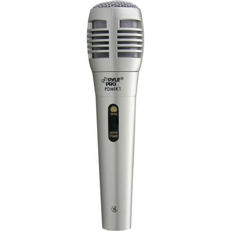Pro Co Ameriquad Microphone Cable - Pyle Pro PDMIK1 Professional Moving-Coil Dynamic Handheld Microphone