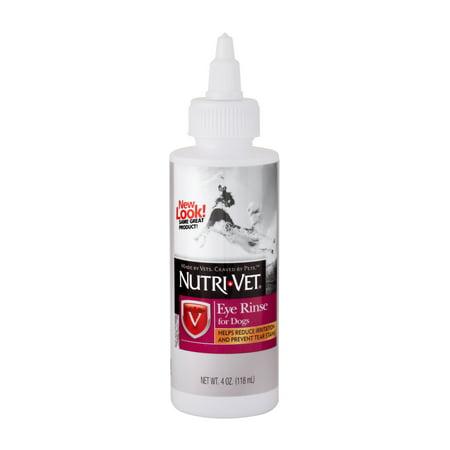 Nutri-Vet Dog Eye Rinse, 4oz