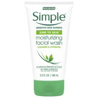 Simple Kind to Skin Moisturizing Facial Wash, 5 oz