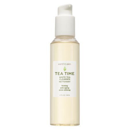 Earth to Skin Tea Time Anti Aging Face Cleanser, 4.74 oz ()
