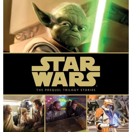 Storybook Collection: Star Wars: The Prequel Trilogy Stories (Hardcover)