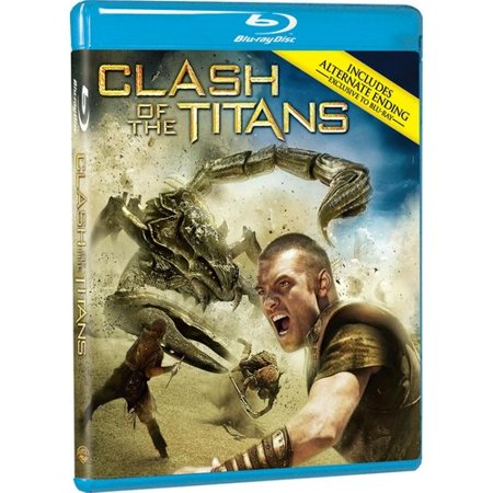 Clash Of The Titans (2010) (Blu-ray)