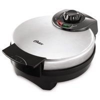 Oster 8-inch Nonstick Belgian Waffle Maker with Temperature Control Deals