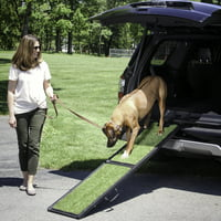 Gen7Pets Natural-Step Ramp, Green