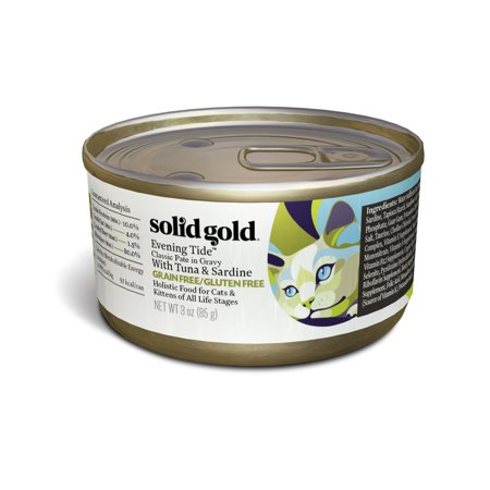 Solid Gold Holistic Grain Free Weight Control Cat Food with Superfoods Pollock - Weight Control 12lbs ()