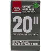 "Bell 20"" Standard Schrader Valve Bicycle Tube, 1.75-2.25"""