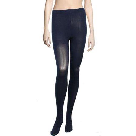 61d95eed7c734 Unique Bargains - Women Navy Blue Stretch Nylon Tights Leggings Pantyhose  Stockings XS - Walmart.com