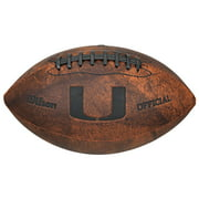 NCAA Vintage Football, University of Miami Hurricanes