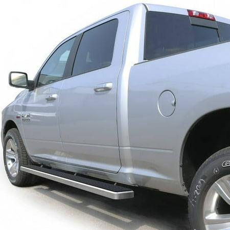 Dodge Ram Side Steps - 2009-2018 Dodge Ram 1500 Crew Cab / 2010-2018 Dodge Ram 2500/3500/4500/5500 Crew Cab 5