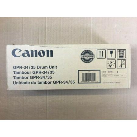 GENUINE CANON GPR 34/35 DRUM UNIT IMAGERUNNER 2520 2525 2530 2535 2545 (Genuine Canon Drum Unit)