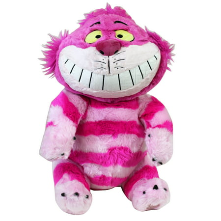 Disney's Alice in Wonderland Large Size Cheshire Cat Plush Toy (18in)
