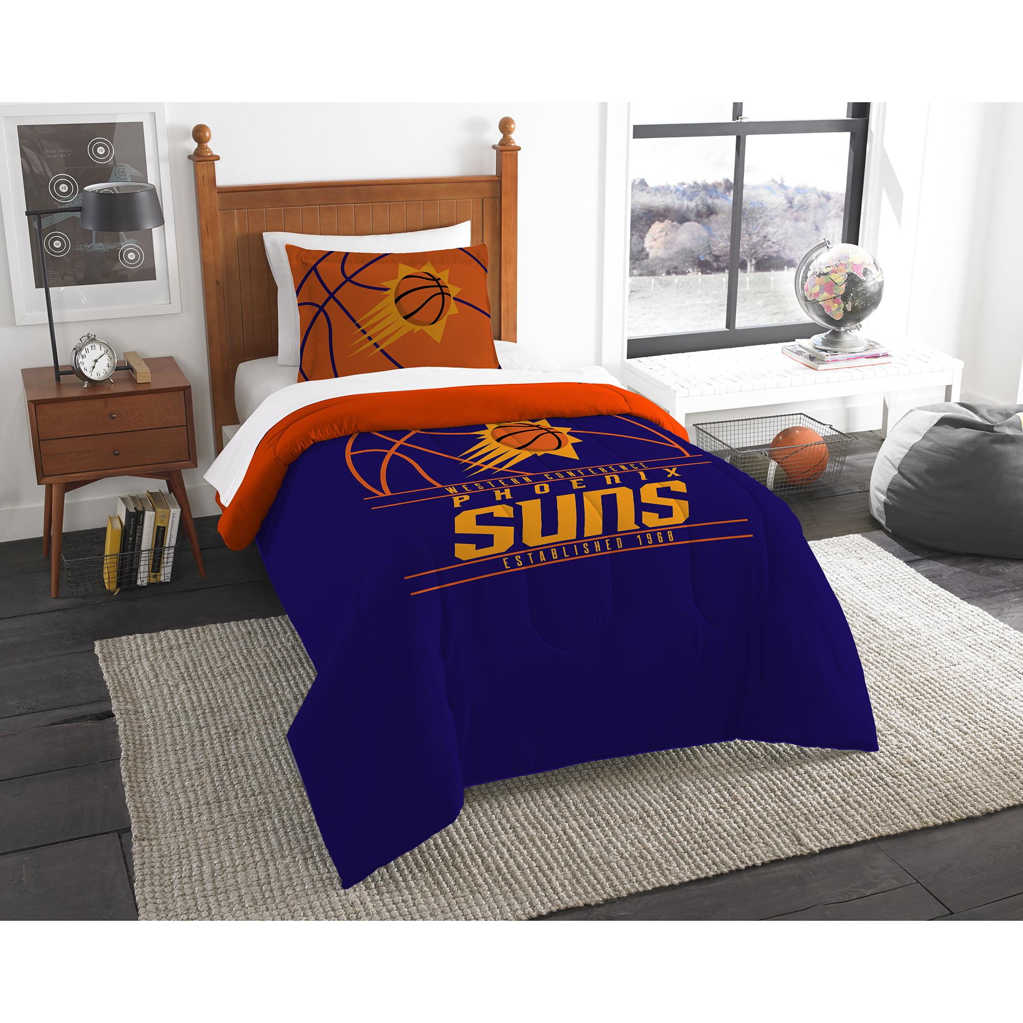 Phoenix Suns The Northwest Company Reverse Slam Twin Comforter Set - No Size