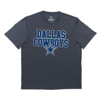Product Image NFL Dallas Cowboys Men s Toned Up Short Sleeve Graphic Tee  Shirt 3d0925232