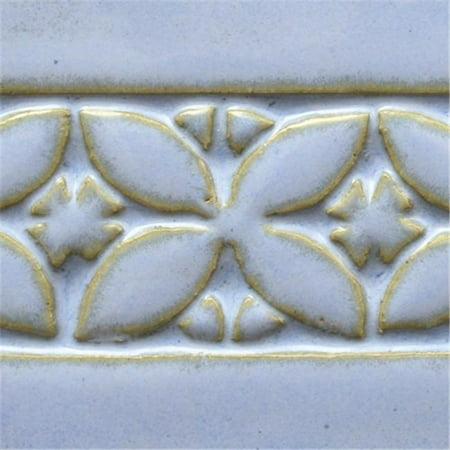 AMACO Potters Choice Lead-Free Non-Toxic Glaze, 1 pt, Arctic Blue PC-21