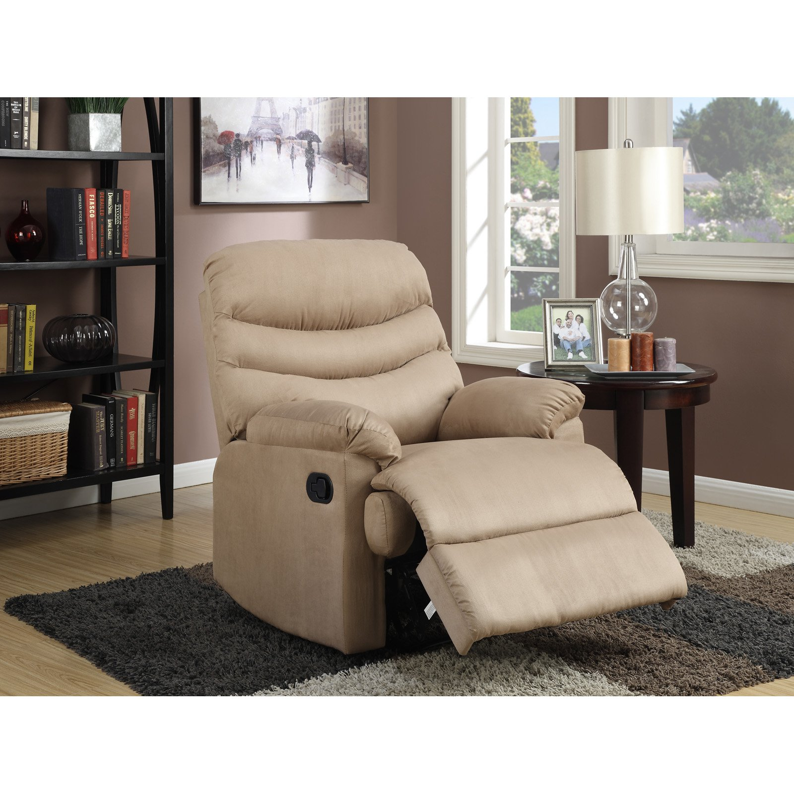 NH Designs 72007 Microfiber Recliner