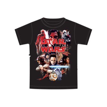 Star Wars Plus Size The Last Jedi Red Album Star Wars Tee 3XL](Plus Size Star Wars)