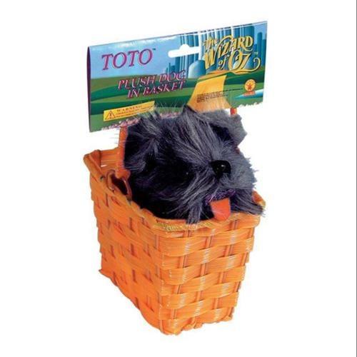 Basket with Toto